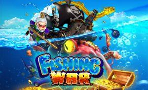 เกม Fishing-war